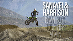 Sanayei and Harrison | Kawi Boys Together Again
