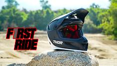 First Ride: THOR Reflex Helmet