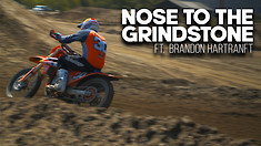 Nose To The Grindstone ft. Brandon Hartranft