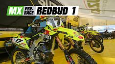 MX Pre-Race: RedBud 1