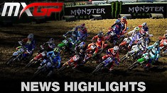 Video Highlights: MXGP of Italy