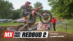 MX Post-Race: RedBud 2