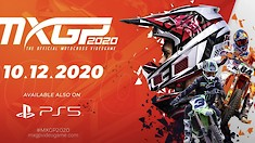 MXGP 2020: The Official Motocross Video Game - Announcement Trailer