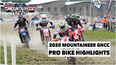 Mountaineer GNCC Pro Bike Highlights