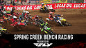 Bench Racing: Spring Creek National