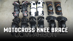 Motocross Knee Brace Comparison: Full Test