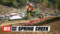 MX Post-Race: Spring Creek