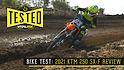 Bike Test: 2021 KTM 250 SX-F Review