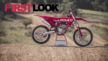 First Look: 2021 GASGAS Motocross and Off-Road Bikes