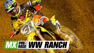 MX Pre-Race: WW Ranch