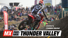 MX Post-Race: Thunder Valley