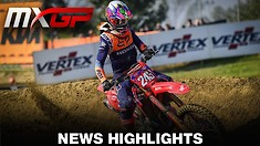 Video Highlights: MXGP of Europe