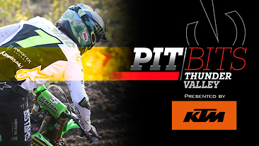 Vital MX Pit Bits: Thunder Valley