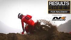 Results Sheet: Fox Raceway National