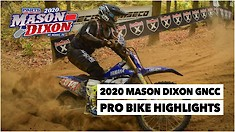 Mason Dixon GNCC Pro Bike Highlights