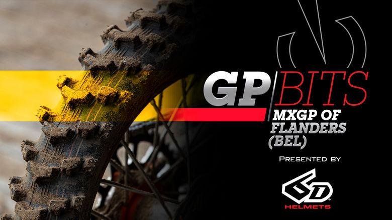 GP Bits: MXGP of Flanders | Round 13