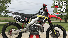 Bike Of The Day: 2003 Honda CR250