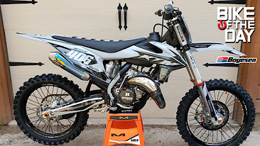 Bike Of The Day: 2021 KTM 150 SX