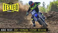 Bike Test: 2021 Yamaha YZ250F