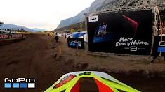 Onboard: Tim Gajser & Gautier Paulin - MXGP of Trentino