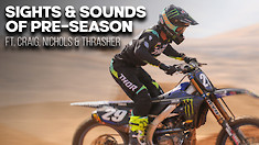 | RAW | Sights & Sounds of Pre-Season ft. Craig, Nichols & Thrasher