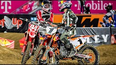 Throwback: 2017 San Diego Supercross 450 Main Event