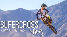 The Craig Family Vlog: Supercross Prep with Christian Craig