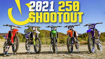 2021 Vital MX 250 Shootout