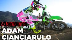 Vital Info: Adam Cianciarulo