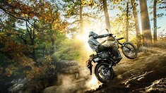Kawasaki Announces 2021 KLX300 and KLX300SM