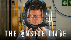 The Inside Line Podcast: Tech Edition | Neck Brace Technology with Chris Leatt