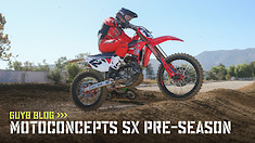 GuyB Blog: Notes From the SmarTop | Bullfrog Spas | MotoConcepts | Honda Shoot