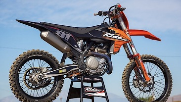 Overview: 2020 Ride Engineering KTM 450SXF