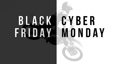 Black Friday/Cyber Monday Moto Deals!