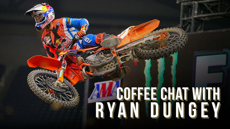 Coffee Chat With Ryan Dungey