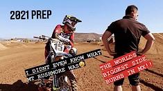 Dean Wilson's Vlog - 2021 Supercross Prep