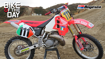 Bike Of The Day: 1996 Honda CR500R