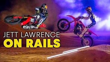 Jett Lawrence - On Rails