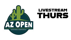 AZ Open Thursday Livestream
