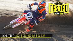 Bike Test: 2021 Beta 300 RX Review