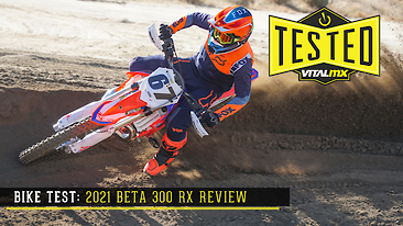Bike Test: 2021 Beta 300 RX Review