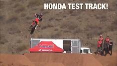 Carson Mumford's Vlog - Honda Test Track