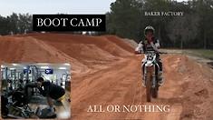 Dean Wilson's Vlog - Supercross Boot Camp