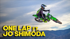 One Lap ft. Pro Circuit Jo Shimoda