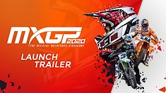 MXGP 2020: The Video Game - Launch Trailer