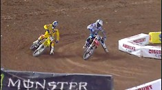 Throwback: 2015 Phoenix Supercross 450 Main Event