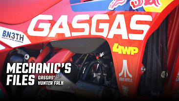 Mechanics Files: TLD/Red Bull/GASGAS Factory Racing