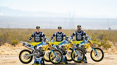 Yoshimura Presents  '21 Twisted Tea/Suzuki Team