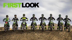 First Look: 2021 Kawasaki Supercross and Motocross Teams