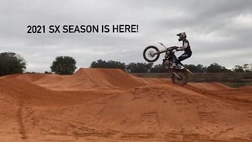 Dean Wilson's Vlog - Three Days Until 2021 SX